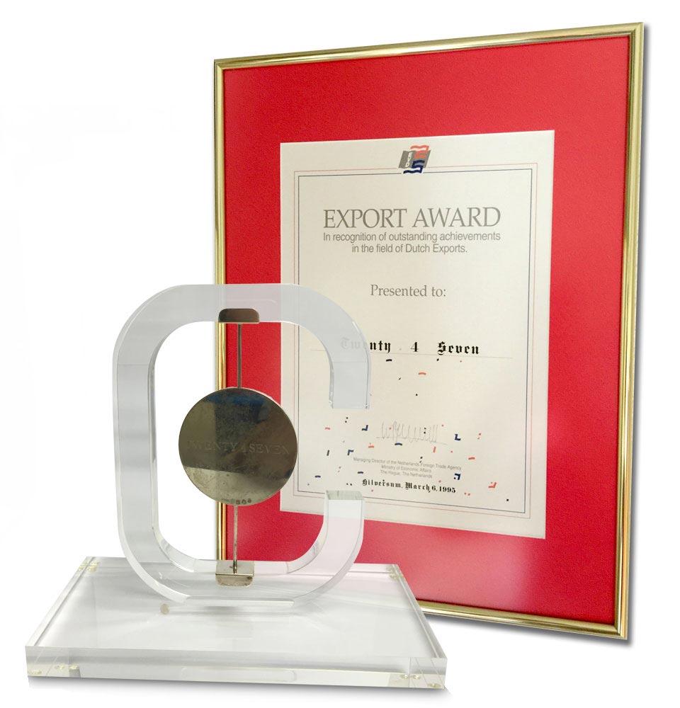 Ruud van Rijen Music Production Producer Export Award