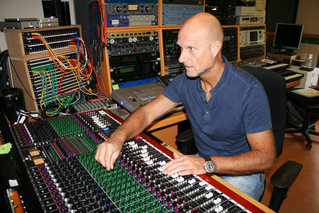 Ruud van Rijen Music Production Producer Studio