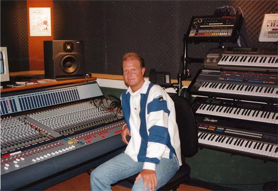 Ruud van Rijen Music Production Producer Studio 1996